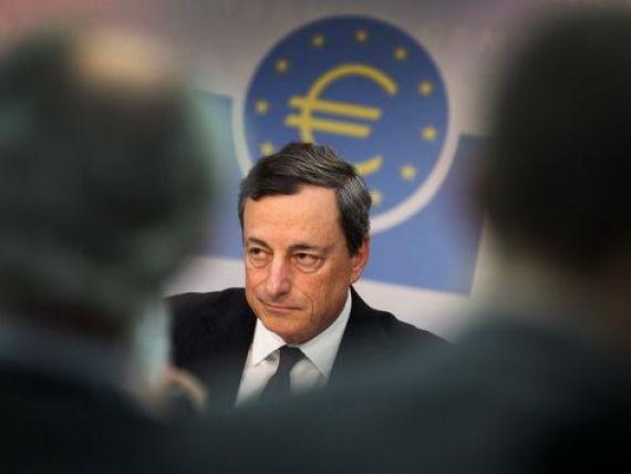 Seful BCE:  Perioada cea mai dificila pentru zona euro pare sa se fi incheiat