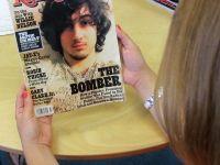 Fotografia cu Tarnaev de pe coperta Rolling Stone a dublat vanzarile publicatiei