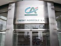Credit Agricole, prezenta si in Romania, a revenit pe profit, dupa vanzarea bancii elene Emporiki