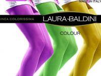 Romanca Laura Baldini vinde ciorapi cu numele sau si estimeaza pentru 2013 afaceri de 5 mil. euro
