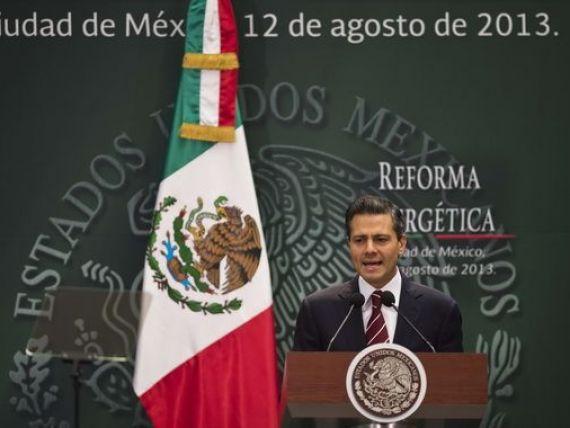 Statul care si-ar putea dubla investitiile straine. Mexic isi deschide sectorul petrolier investitiilor private, dupa 75 de ani