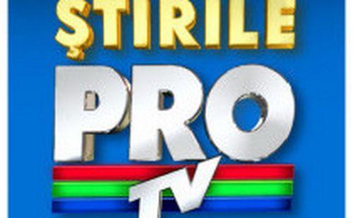 Stirile ProTV, nominalizate la Premiile Emmy, pentru reportajele  Romania, blocata sub zapada