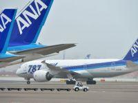 O noua lovitura pentru Boeing: Operatorul aerian japonez ANA a descoperit o alta defectiune la 787