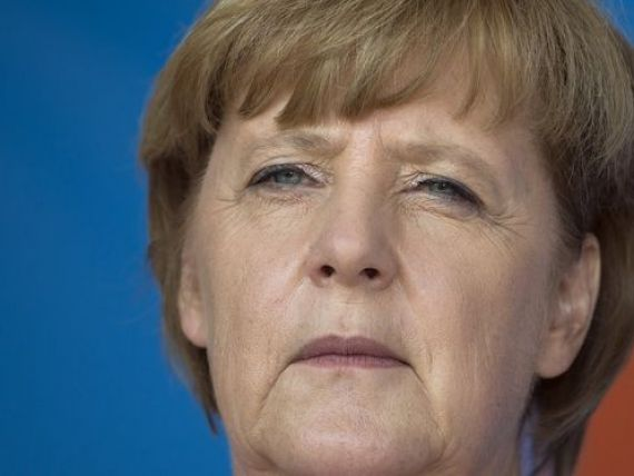 Credit pentru  Iron Frau . Sefii marilor corporatii internationale ar fi mai increzatori in economia Europei, daca Merkel ramane cancelarul Germaniei