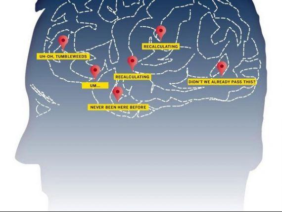 Cum afecteaza GPS-ul modul in care gandim. Device-urile moderne duc la atrofierea unor functii din creier