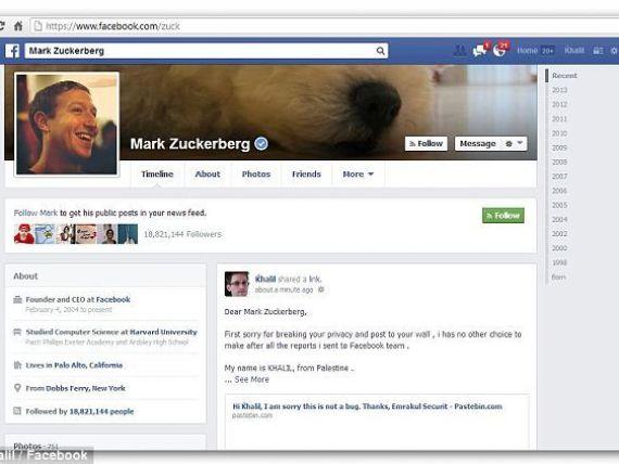 A ajutat Facebook sa scape de o problema rusinoasa, dar l-a infuriat pe Zuckerberg. Cine este hackerul care i-a spart contul fondatorului retelei