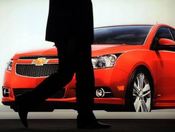 GM recheama in service 300.000 de masini pentru posibile probleme la sistemul de franare