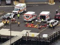 Cel putin 8 raniti intr-o explozie la o baza militara din SUA