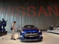 Nissan extinde o fabrica din Marea Britanie, unde vrea sa produca un nou model premium