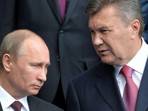 Ucraina zadarniceste infiintarea bdquo;noii URSS . Vrea sa importe gaze din Romania si sa liberalizeze regimul vamal cu UE. Avertismentul lui Putin