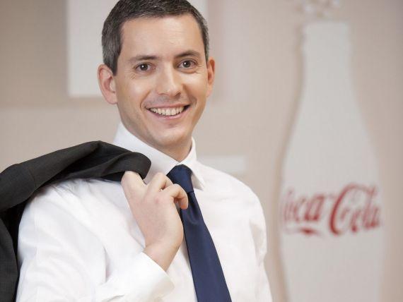 Un roman ajunge sef peste operatiunile Coca-Cola din Romania si Moldova