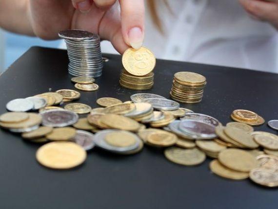 Salariile romanilor bat pasul pe loc. PwC: Cresterile din sectorul privat au incetinit in acest an la 4,6%