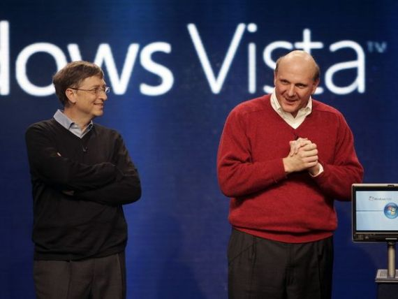 Sfarsit de epoca la Microsoft. Cum arata viitorul, dupa Gates si Ballmer