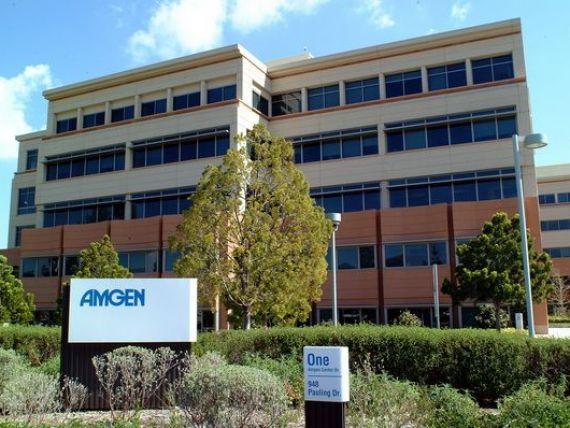 Tranzactie uriasa in industria farmaceutica: Amgen, aproape de preluarea Onyx, pentru 10,5 miliarde dolari