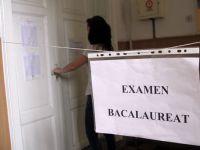 Peste 55.000 de absolventi de liceu sustin proba scrisa la Limba romana de la bacalaureat