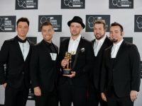 Justin Timberlake, marele castigator la MTV Video Music Awards 2013