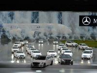 Daimler investeste 2 miliarde euro in China, unde construieste cea mai mare fabrica a grupului