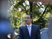 Ponta: Ma sfatuiesc de obicei cu trei fosti premieri - Isarescu, Nastase si Tariceanu. Liberalul: Politica fiscala pare indreptata catre o supraimpozitare a celor deja buni platnici