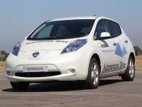 Nissan vrea sa introduca pe piata primele masini autonome, pana in 2020
