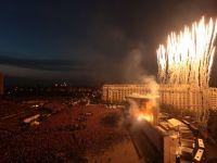 Roger Waters a spus o poveste despre totalitarism si libertate, miercuri seara, la Bucuresti