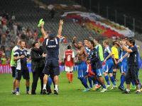 Pandurii Targu Jiu, in grupa E a Ligii Europa, cu Fiorentina, Dnepr si Pacos Ferreira