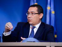 "Ponta: ""In toamna modificam legea si formam regiuni inainte de revizuirea Constitutiei"". PSD vrea 10, cu Sibiu si Brasov, separate"