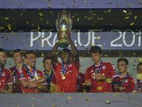 Bayern Munchen a castigat pentru prima data Supercupa Europei