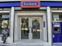 Eurobank raporteaza pierderi de 13,7 milioane de euro