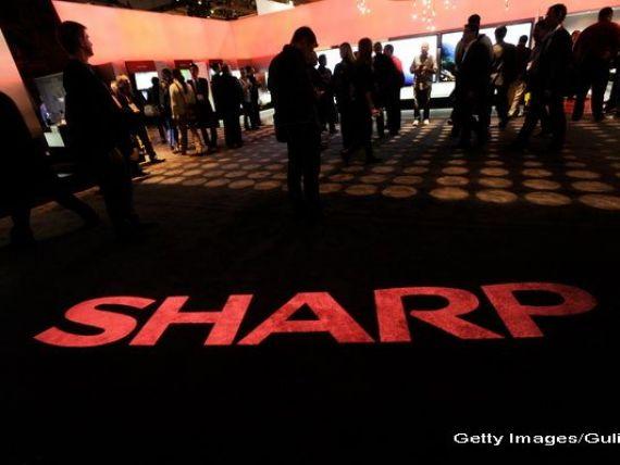 Foxconn intarzie preluarea Sharp pentru 4,3 miliarde dolari