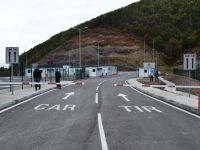Un punct de frontiera intre Grecia si Bulgaria a fost redeschis dupa 69 de ani