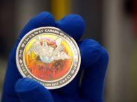 Canada sarbatoreste 75 de ani de la aparitia lui Superman prin lansarea unor monede cu chipul eroului