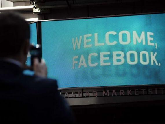 Facebook a atins un nou record pe bursa