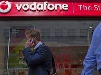 Vodafone Romania a raportat venituri din servicii de 353 mil. euro in perioada aprilie-septembrie