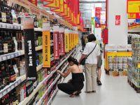 Romanii cheltuie peste un miliard de euro pe produse alimentare marca privata