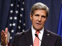 "Secretarul de Stat al Americii: Avertizarea cu o interventie militara in Siria ""ramane reala"""