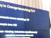 """Orange si SES vor sa """"exporte"""" serviciul de televiziune Orange TV din Romania si in alte tari"""
