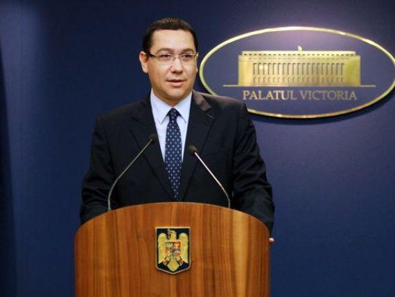 Ponta ar opta pentru reducerea contributiilor sociale, anul viitor, in locul majorararii salariilor si a reducerii TVA
