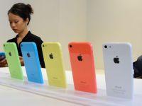Mister total dupa lansarea iPhone 5C. Apple pastreaza secretul asupra primelor vanzari, actiunile scad cu 3,2%
