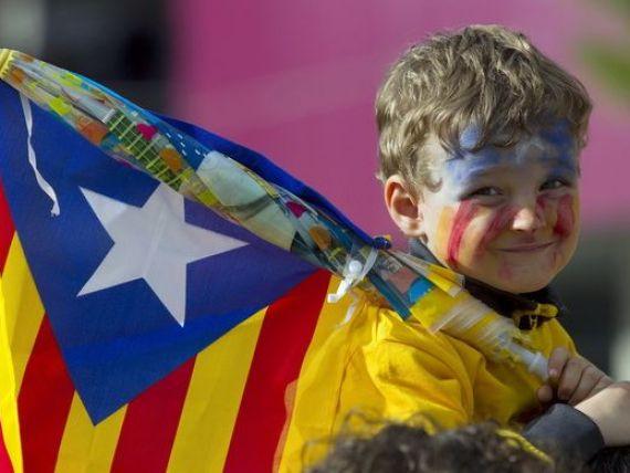 Uniunea Europeana incearca sa impiedice faramitarea Spaniei:  Va separati de Madrid, iesiti din UE