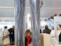 Ce n-a vazut Parisul. Rusii ridica in capitala Frantei cele mai inalte turnuri din Europa. Investitie de 3 mld. euro, pe timp de criza