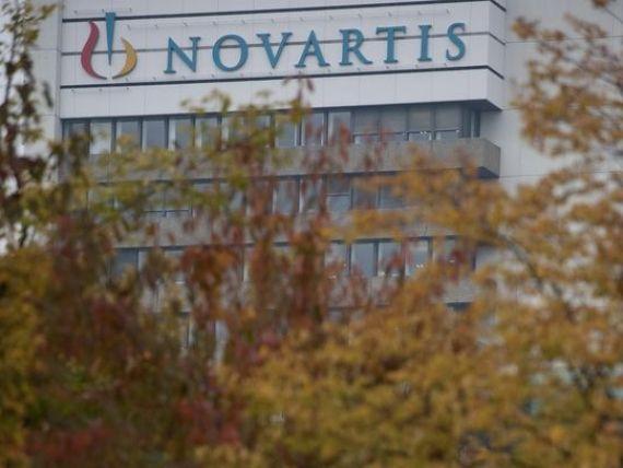 Gigantul farmaceutic Novartis, acuzat din nou de dare de mita in China, pentru promovarea implanturilor de lentile