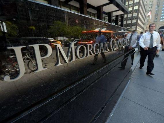 Incepe exodul bancilor din Marea Britanie. JP Morgan si-ar putea muta cateva mii de angajati din Regat, dupa Brexit