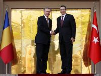 "Parteneriat strategic cu Ankara. Ponta: ""Avem nevoie de voi. Turcia e al 5-lea partener comercial al Romaniei"""