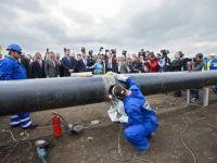 Traian Basescu: Lucrarile la gazoductul Iasi-Ungheni nu vor fi gata in decembrie. Aici nu avem voie sa mintim