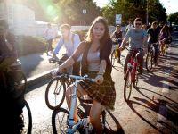 Proteste in Bucuresti. Peste 5.000 de biciclisti au blocat Podul Basarab