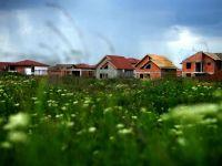 Preturile terenurilor din jurul Capitalei, in cadere libera. Pamantul si constructia casei, mai ieftine ca un apartament in Bucuresti