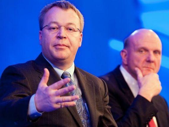 A vandut Nokia pentru 18,8 mil. euro. Stephen Elop a primit, pentru tranzactia cu Microsoft, cate un milion de euro pentru fiecare miliard pierdut de companie sub conducerea sa