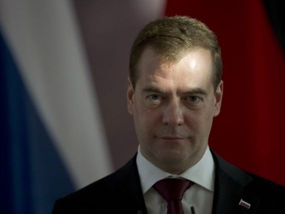 Medvedev: Ucraina isi va pierde privilegiile comerciale cu Rusia, daca se asociaza cu UE