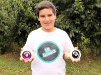 La 13 ani are propria lui afacere. Primul castig: 100.000 dolari