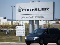 Chrysler a inceput procedura de listare la bursa. Fiat spera la fuziunea cu producatorul american